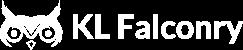 KL Falconry | Falconry Experiences & Rehabilitation | Pontefract, Wakefield West Yorkshire Logo